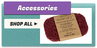 Shop: Accessories | Somewhat Organic Soap Co.