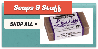 Shop: Cremes & Lotions | Somewhat Organic Soap Co.